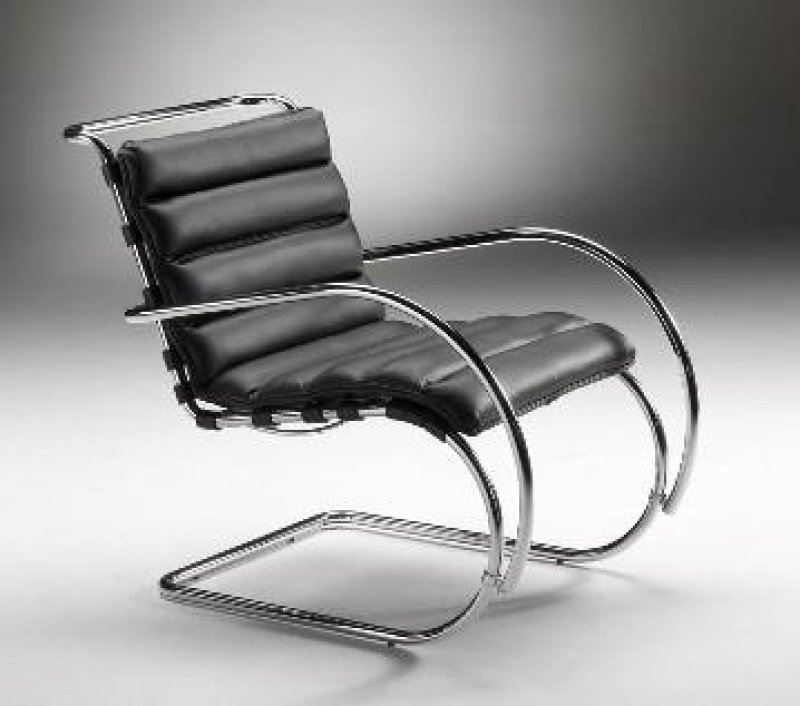 ludwig mies van der rohe lounge chair. Black Bedroom Furniture Sets. Home Design Ideas