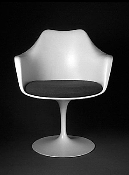 Eero saarinen tulip arm chair bauhaus italy - Sedia tulip knoll prezzo ...