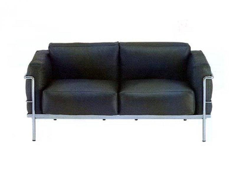 Sofa bauhas italy for Bauhaus sofa le corbusier
