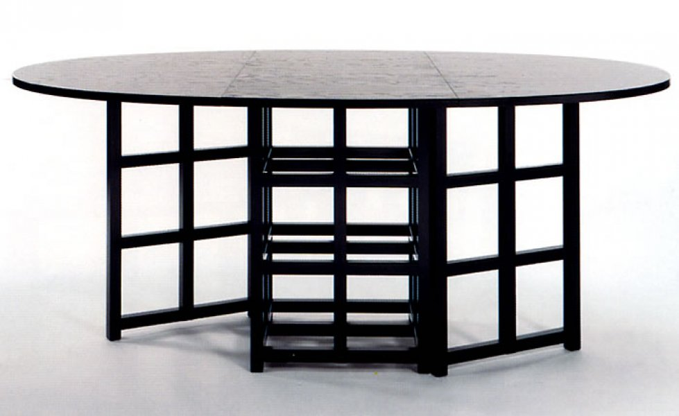 Dining Table Ds 1 Mackintosh Bauhaus Italy