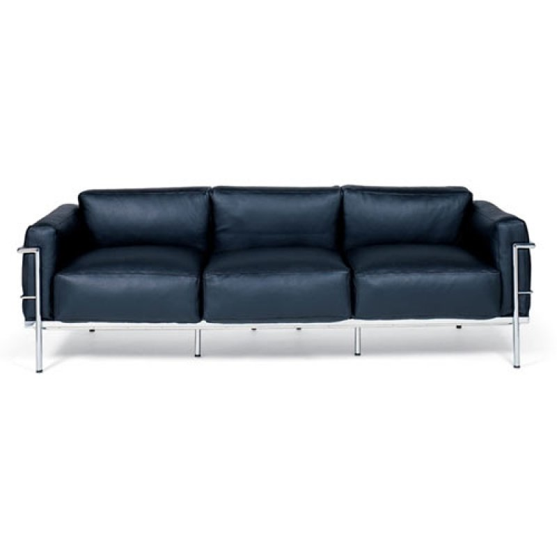 Sofa three seat bauhas italy for Sofas gran confort
