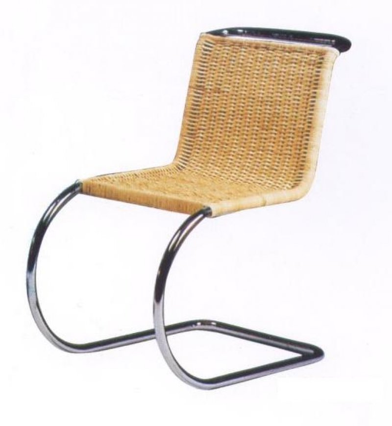 MIES VAN DER ROHE CANE CHAIR Ideas