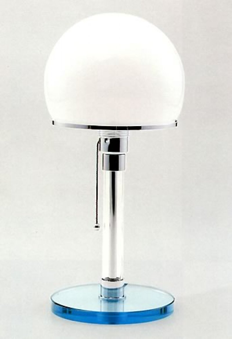 Table Lamp By Whilhelm Wagenfeld Bauhaus Light
