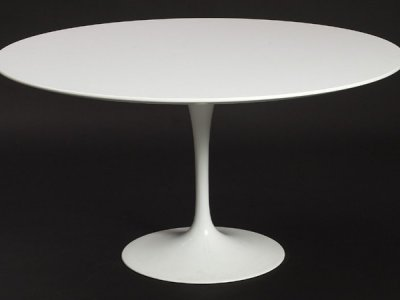 TABLE TULIP 120 SAARINEN fluid laminated