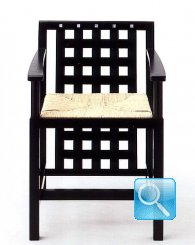 CHARLES RENNIE MACKINTOSH DS4 CHAIR
