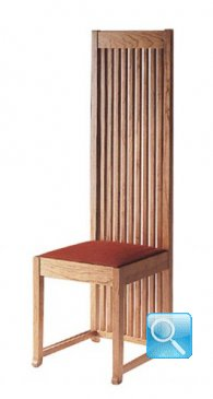 FRANK LLYOD WRIGHT ROBIE 1 CHAIR