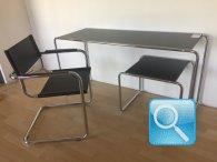 Desk Laccio Marcel Breuer
