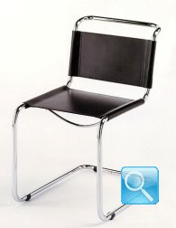 MART STAM CANTILEVER CHAIR S33