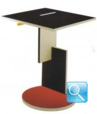GERRIT THOMAS RIETVELD TABLE