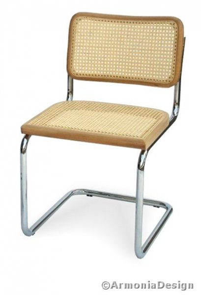 Marcel breuer cesca chair bauhaus italy for Sedie made in italy