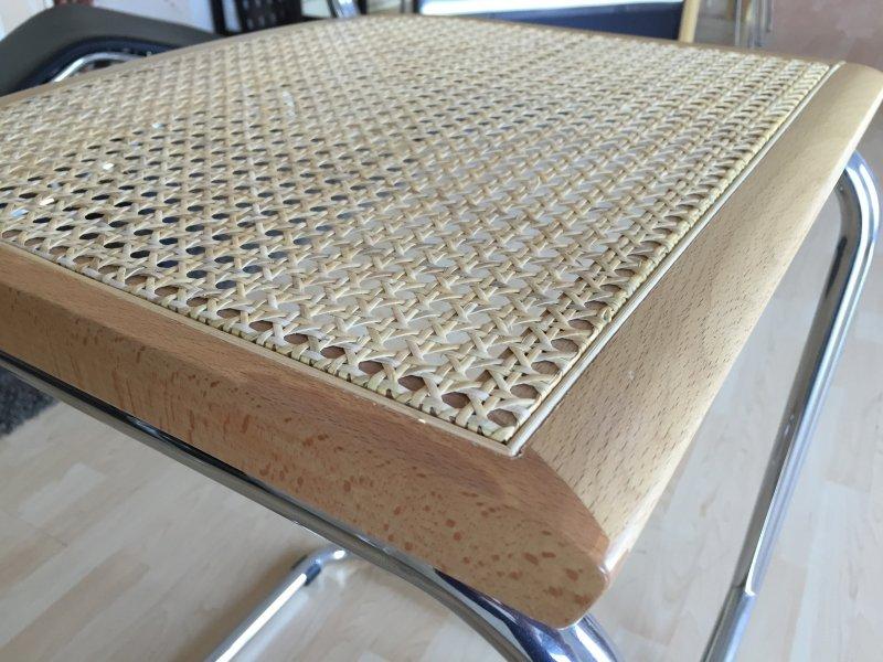 Marcel breuer cesca chair bauhaus italy for Bauhaus italia