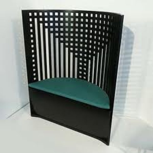willow chair mackintosh bauhaus italy. Black Bedroom Furniture Sets. Home Design Ideas
