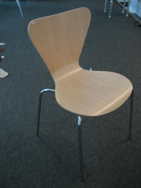 Jacobsen series 7 chair for Chaise jacobsen