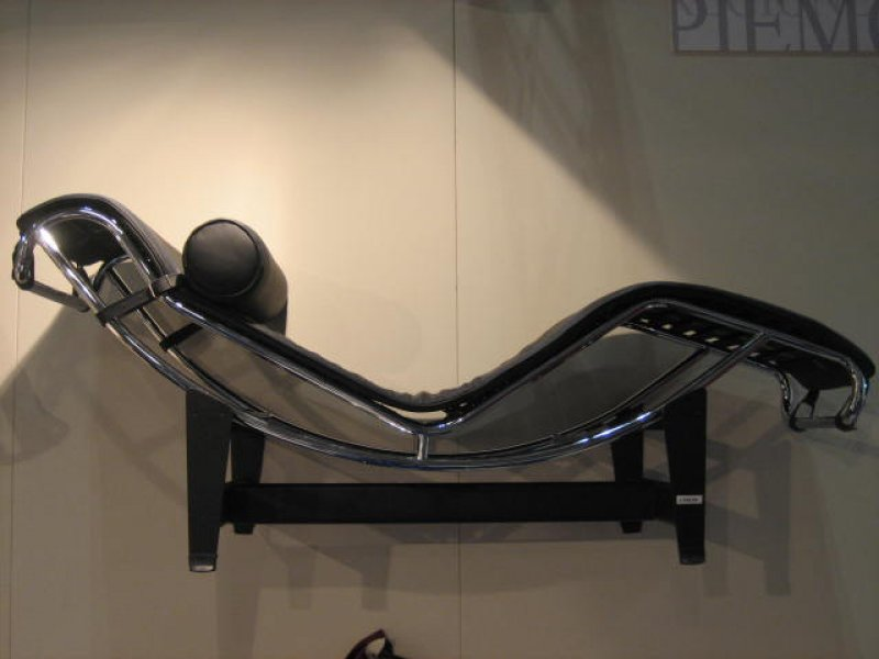 Chaise Longue - Bauhaus Italy