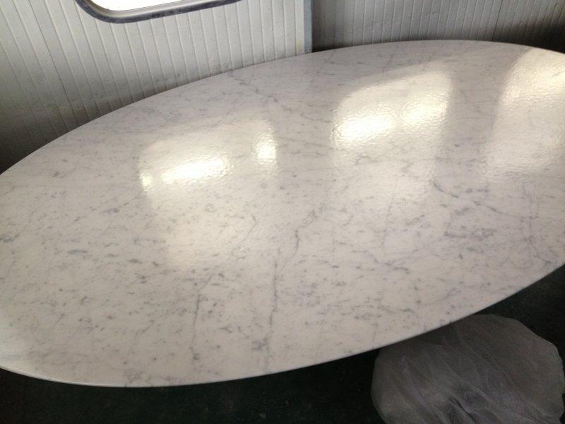 Jpg Img 0789 98 4 2157 5 Eero Saarinen Tulip Oval Dining Table