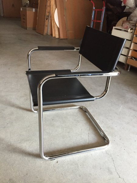 Cantilever chair by mart stam bauhaus italy for Bauhaus italia