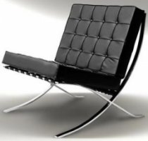 Barcelona Sofa By Mies Van Der Rohe: A Chair For A King