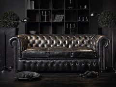 The Chesterfield Sofa Is A Synonym For Luxury And Exclusivity Furniture An Elegant Accompaniment To Add Value Office At Home