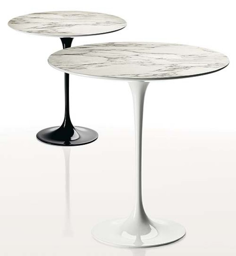 Eero Saarinen Tulip Coffee Table H 51